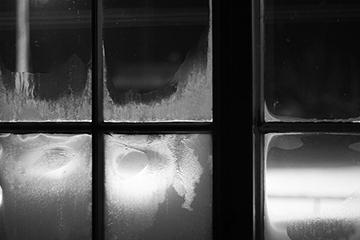 Icy windowB