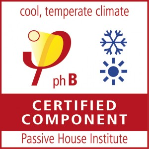 PHI certified component label